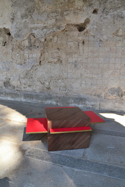 Coffee table by DP pour Les Trois Garçons, exhibited at London Design Festival 2013