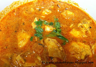 South Indian Chicken Gravy