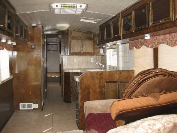 1972 Mci Challenger Bus Conversion Auto Restorationice