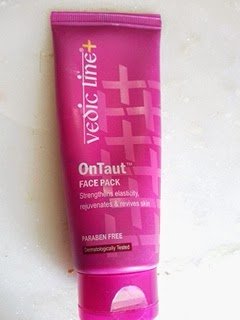 Vedic Line On Taut Face Pack