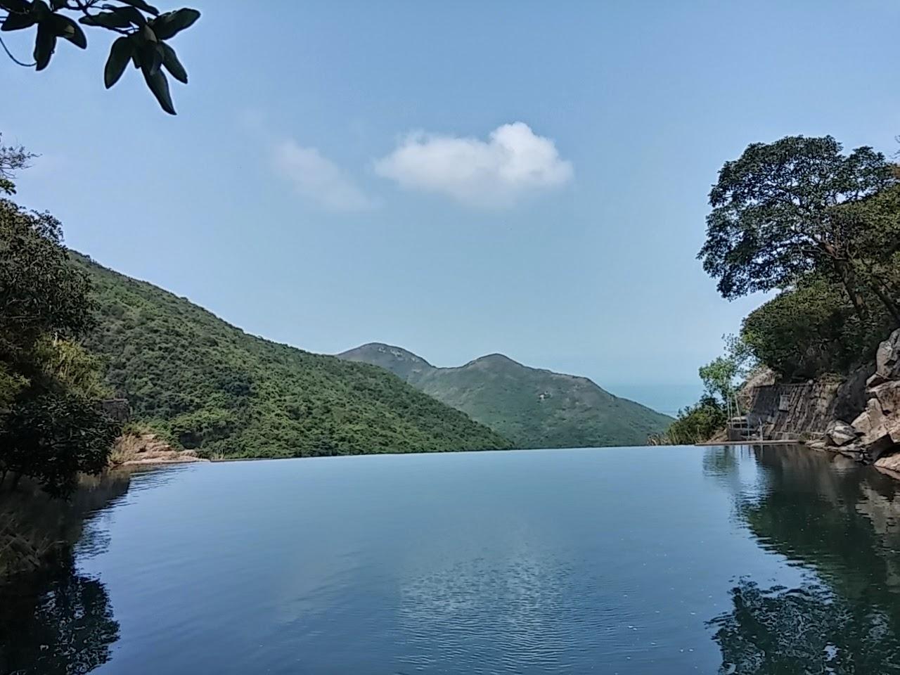 Beautiful Infinity Pool Hong Kong Hike Blogger Inside Design Ideas
