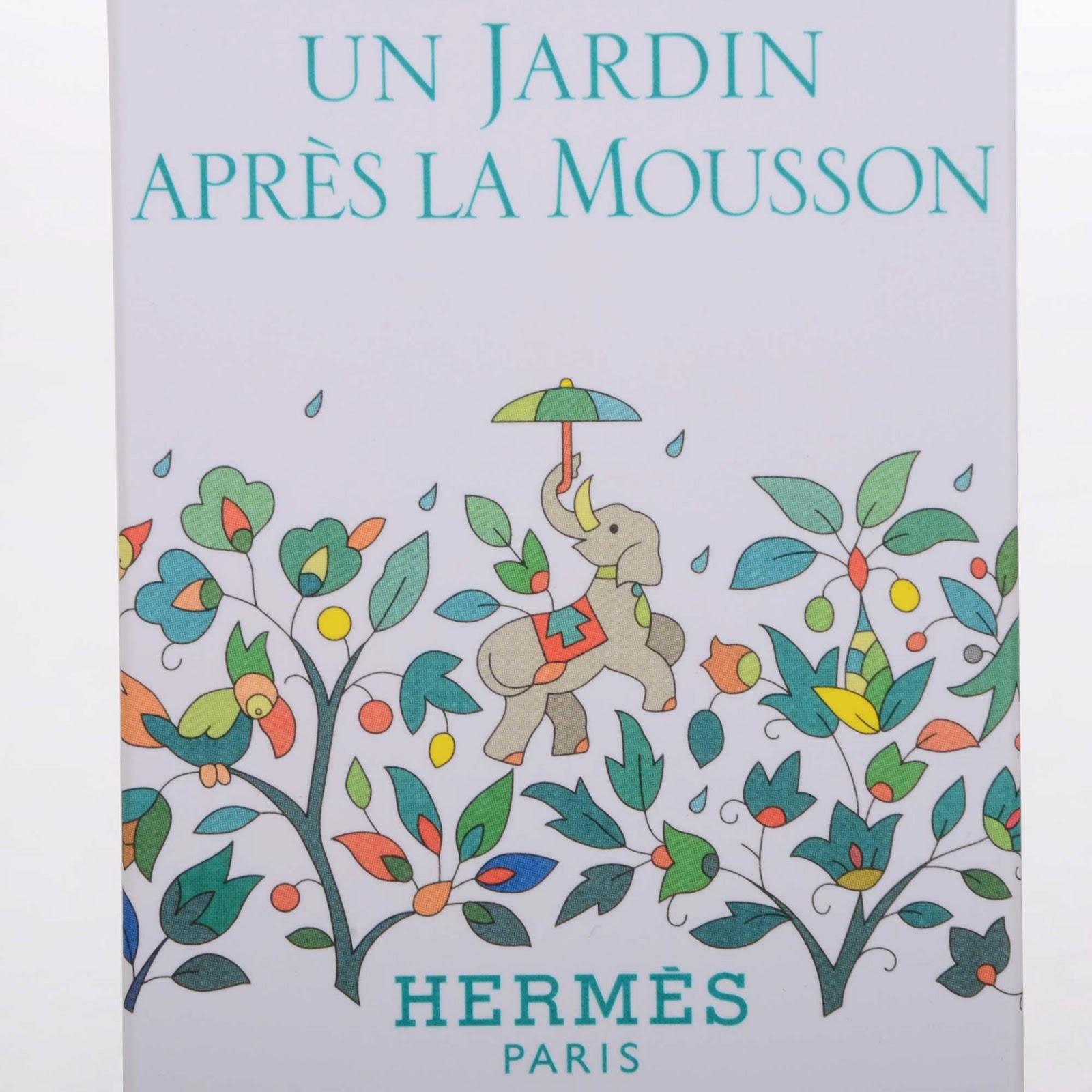Pandora s box hermes un jardin apres la mousson for Jardin hermes