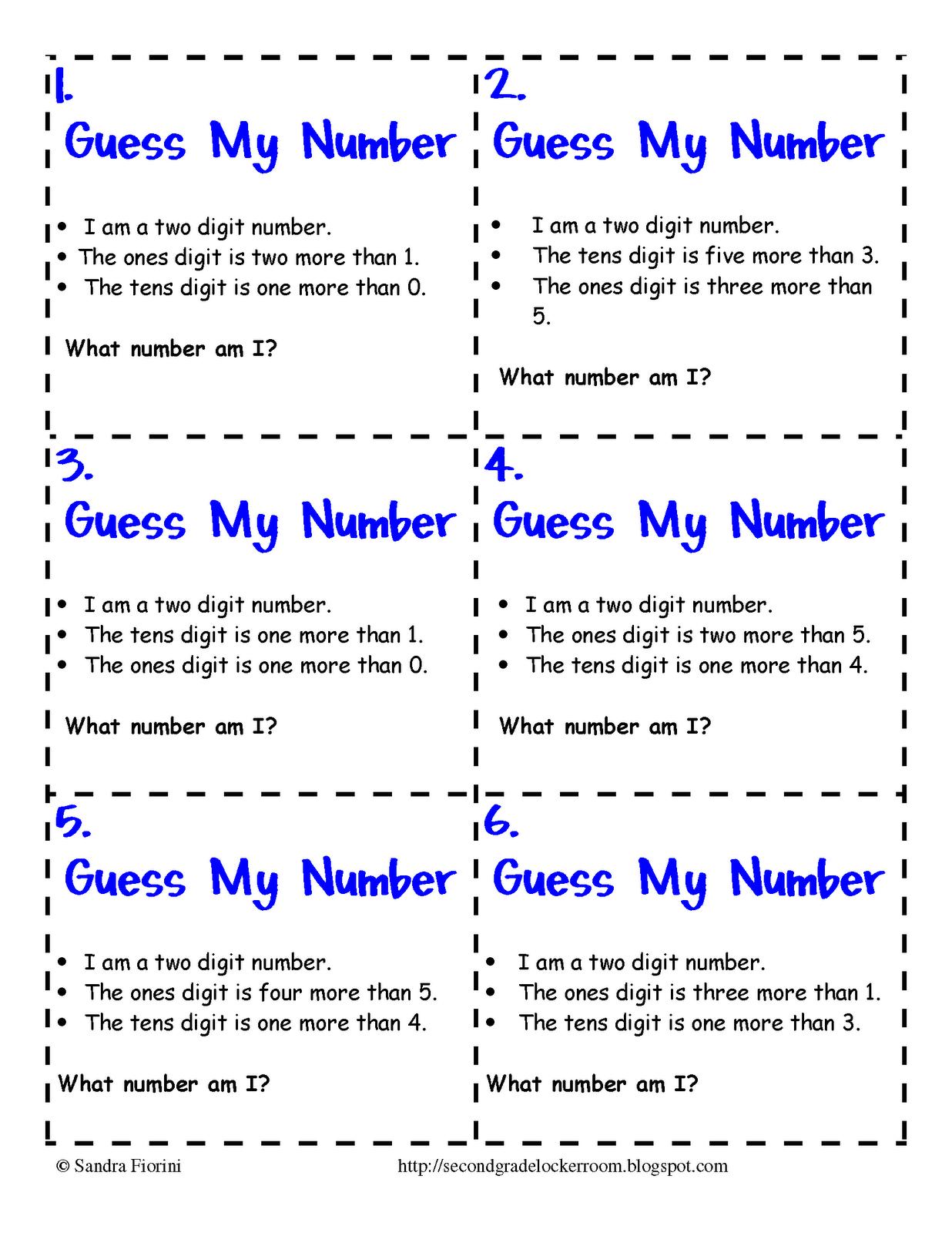 Free Worksheets more than less than worksheets : Ms. Fioriniu0026#39;s Stadium: Having Fun With Number Sense Fun ...