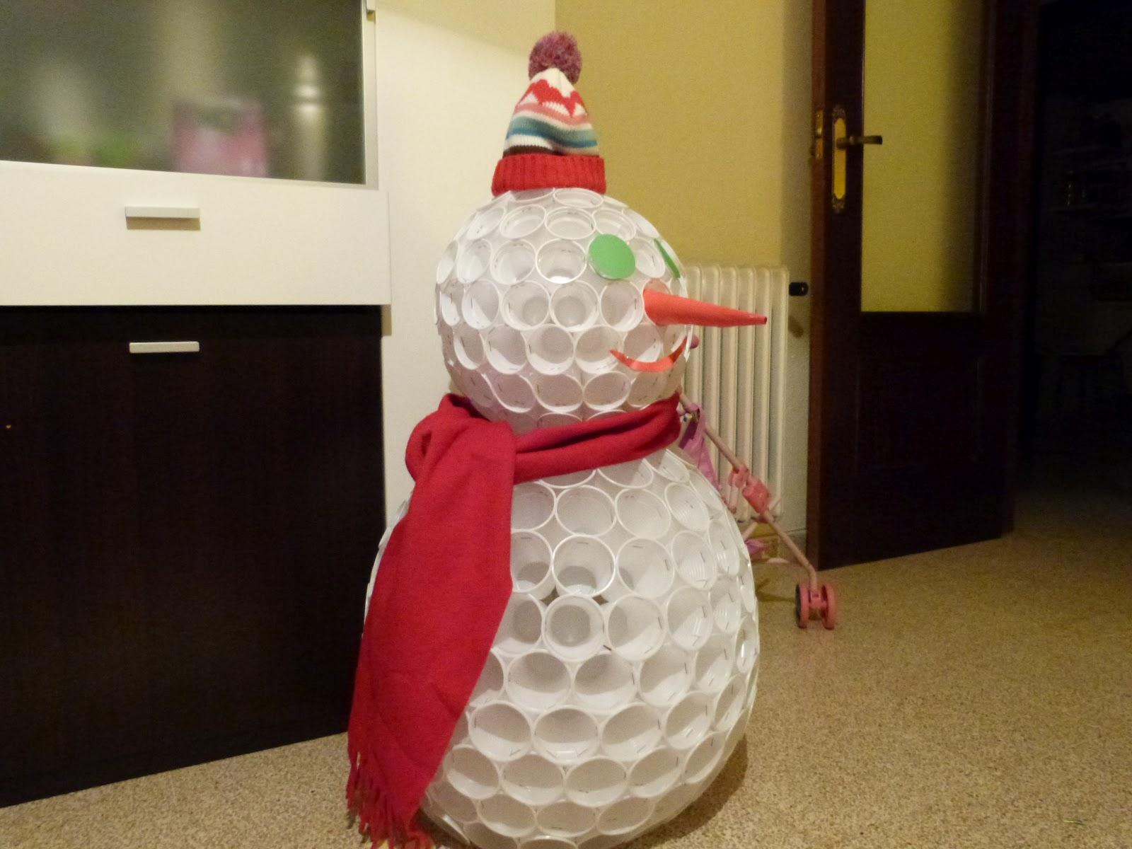 Berrettes mu eco de nieve - Como hacer un muneco ...