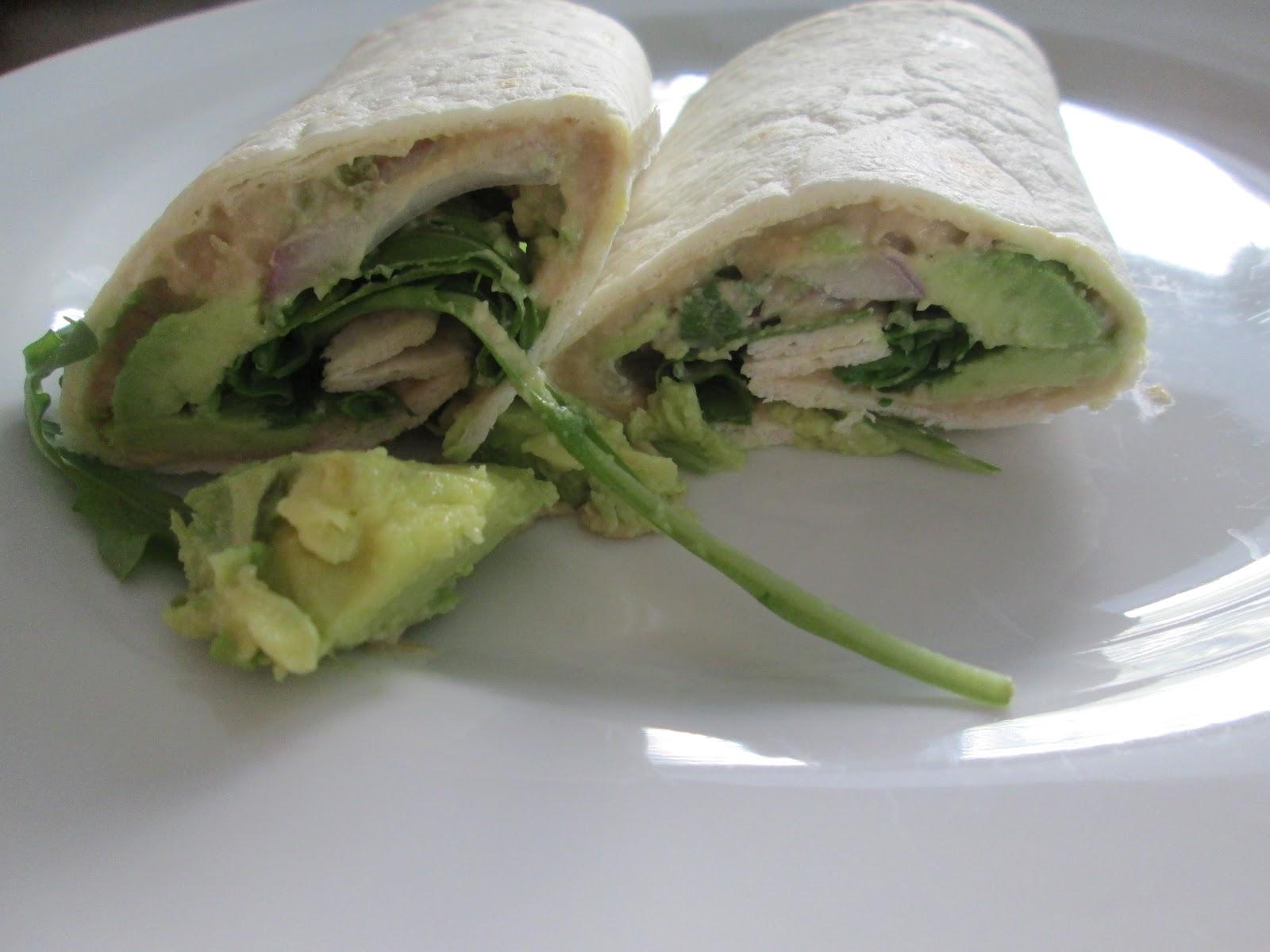 Fiesta Veggie Wrap Recipe — Dishmaps