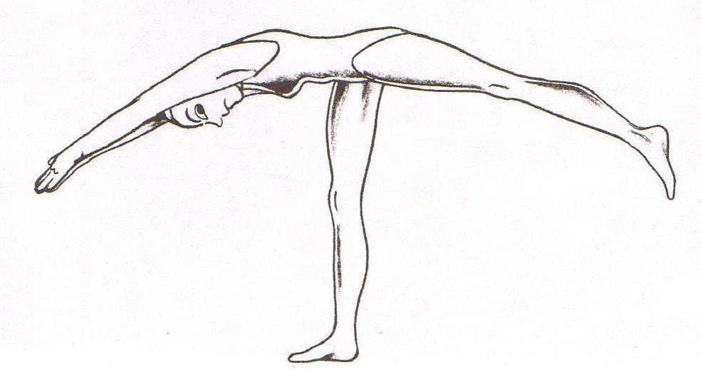Yoga Poses For Beginners Step By Step So, as you take your big step
