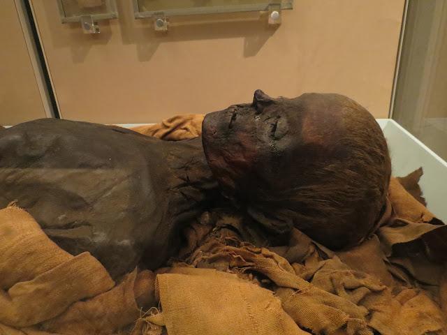 British museum mummy eygpt