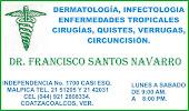 Dr. Francisco Santos Navarro