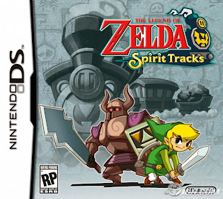 descargar Legend of Zelda - Spirit Tracks para nintendo ds