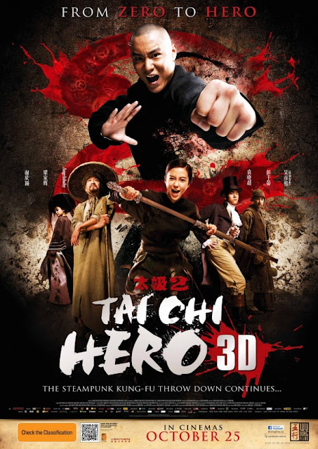 Tai Chi Hero (2012) BluRay 720p 700Mb Mkv