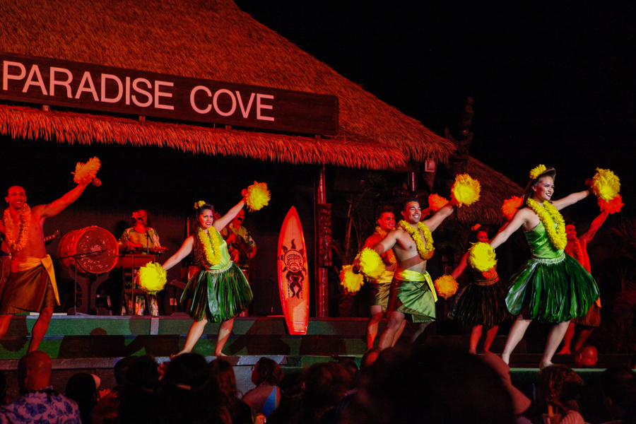 Levitate Style - Luau Oahu, Hawaii | Paradise Cove Luau feat Hawaii Summer Style Dinner Outfit, Levitate Travel