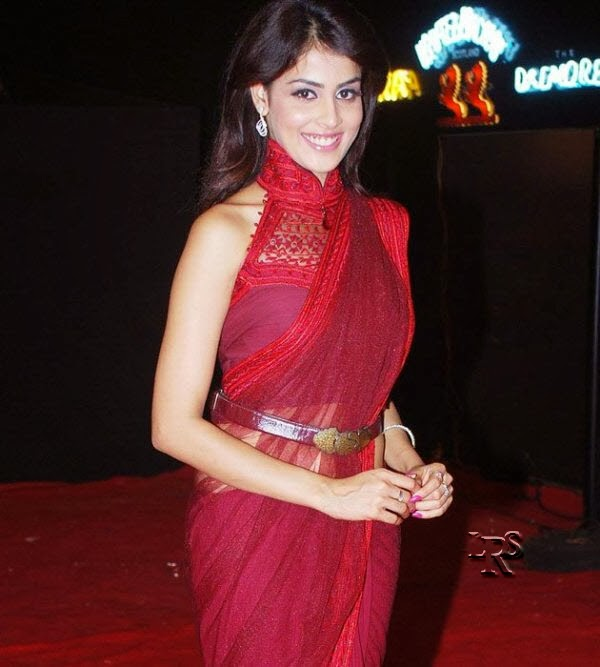 genelia d'souza beautiful wallpapers