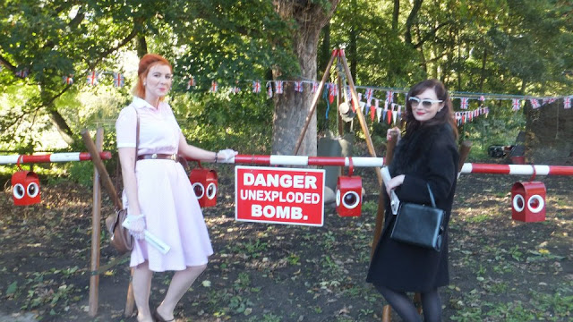 Ma Bicyclette: What's On In Yorkshire | Pickering Wartime Weekend