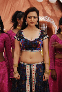 Nisha Agarwal Spicy Pictures in Ghaghra Choli Dance Stills