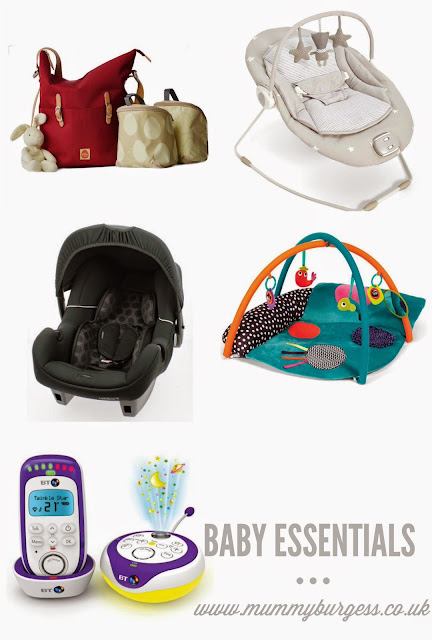 uk baby essentials
