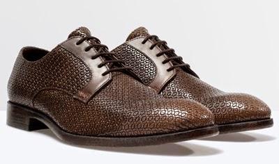 Zara zapatos hombre invierno 2015
