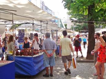 Visitem o blog dos artesãos da Feira Hippie de Ipanema