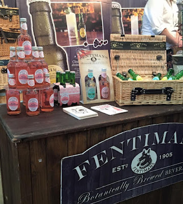 Fentimans at Living North Christmas Fair