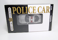 Kyosho Police Car Collection Mazda RX-7