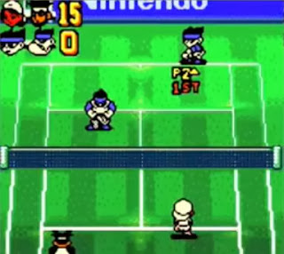 Mario Tennis Virtual Console review
