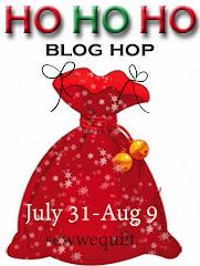 Ho Ho Ho Blog Hop Schedule