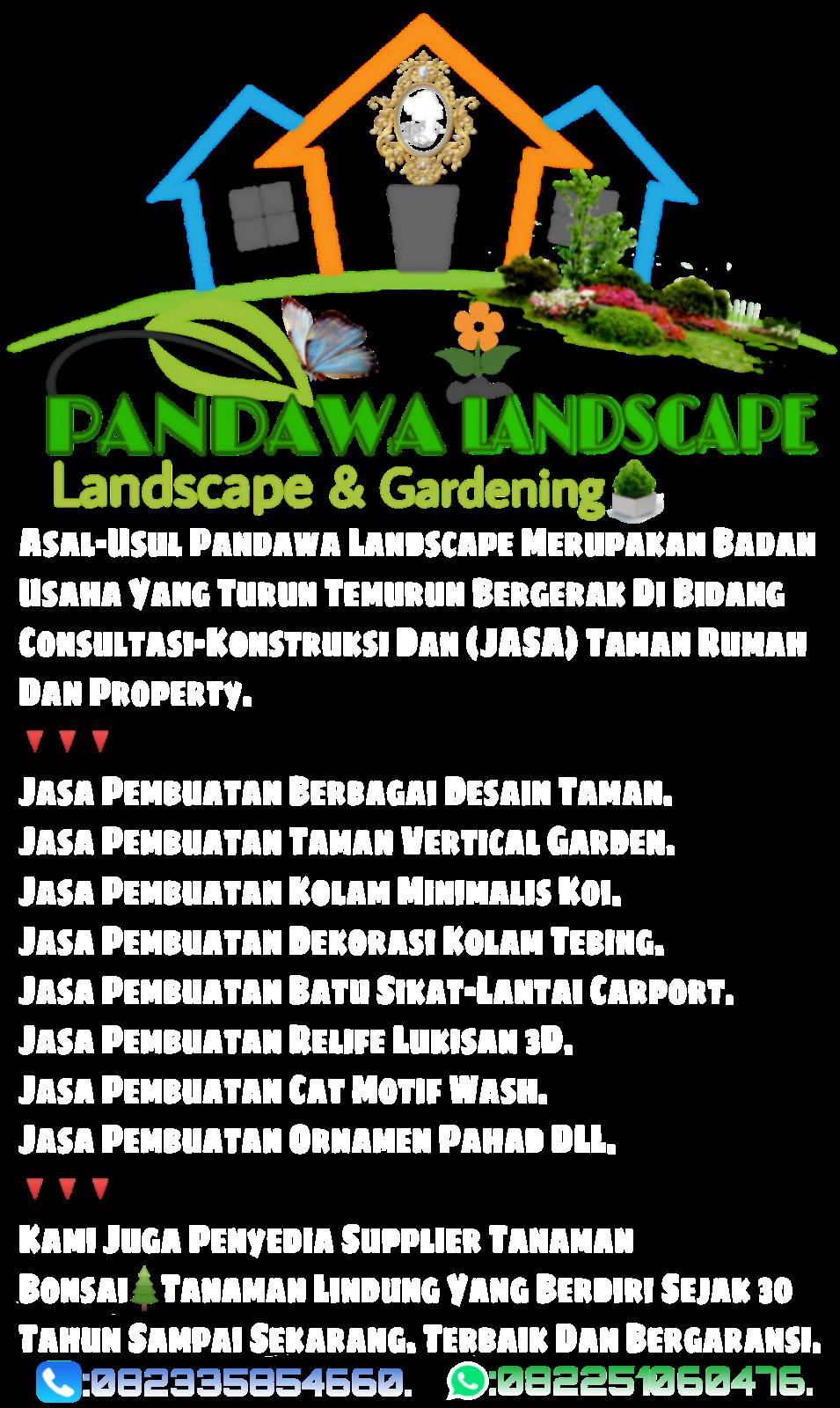 Pandawa Landscape