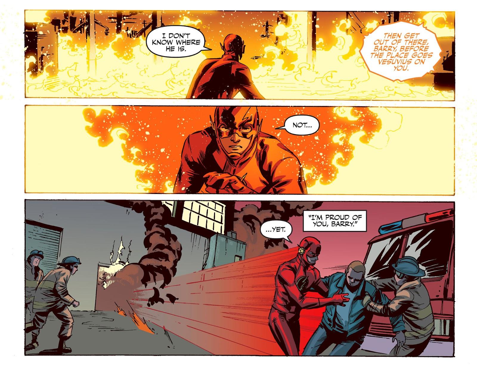 The Flash: Season Zero [I] Issue #20 #20 - English 18