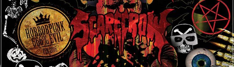Scarecrow Horrorpunk Finland