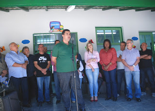 Secretário de Educação Leonardo Vasconcellos: reconstruindo Teresópolis através da Educação