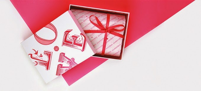 Glossybox Valentine's Day LOVE box