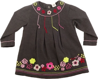 Girls Dress - Tuc Tuc Kingdom