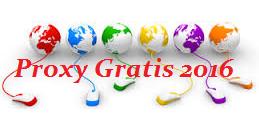 Daftar Proxy Gratis dan Cepat Free Proxy List Server 2016