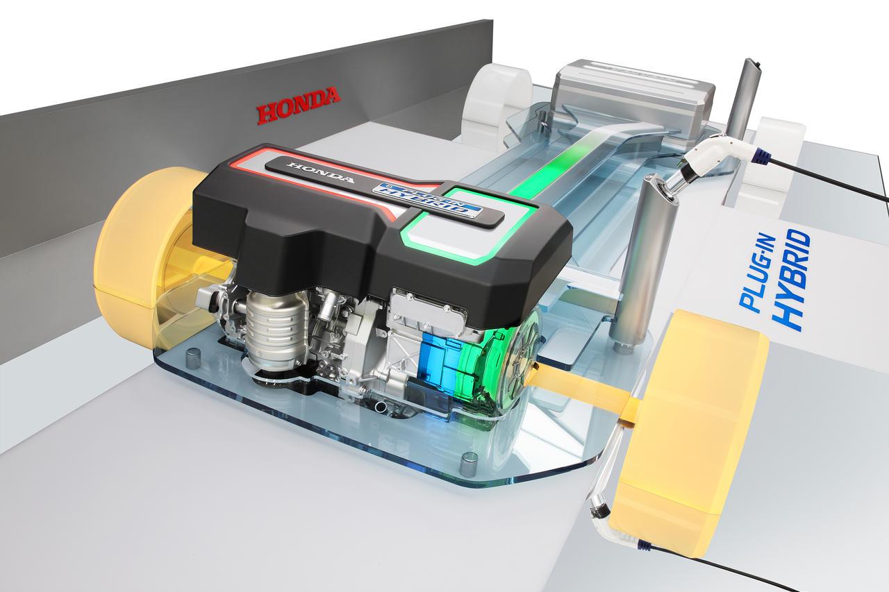 CONCEPT HONDA PHEV PLATFORM ENGINE SPECS