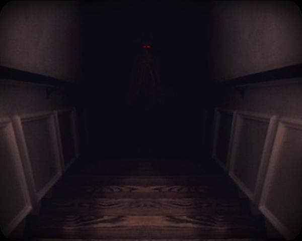 dark basement
