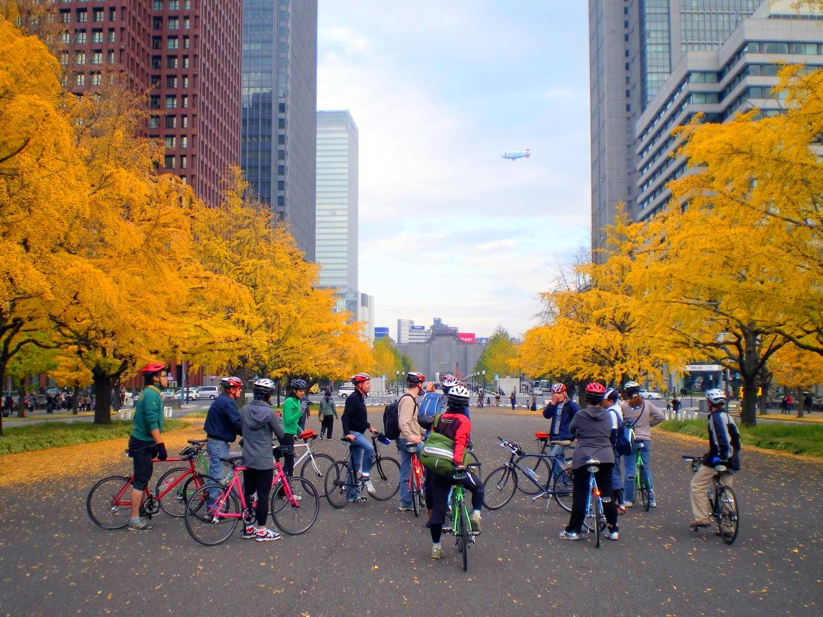 Best Bike Tours Tokyo