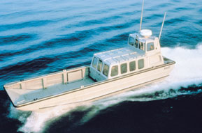 Dyson boat