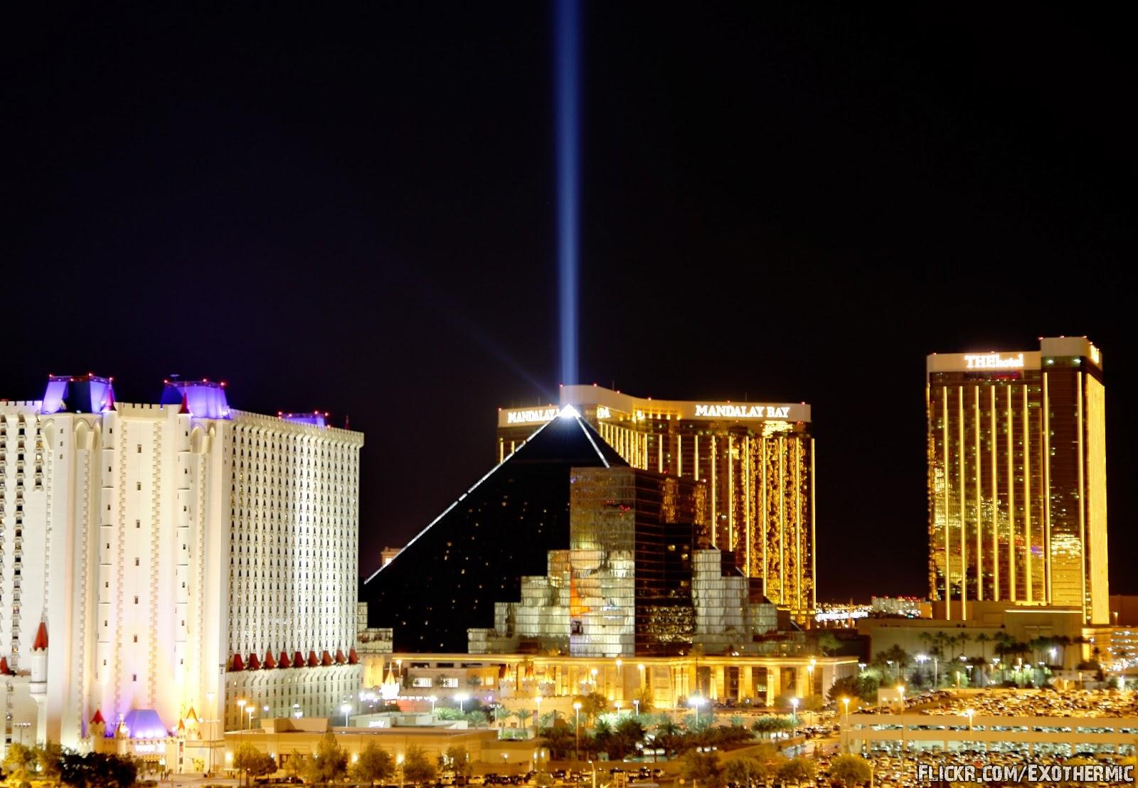 Como Ir Para O Hotel Luxor Em Vegas