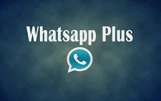 WhatsApp+ Plus Versi 6.95 apk