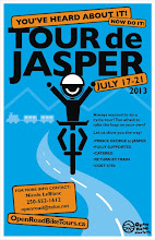 Tour De Jasper 2013
