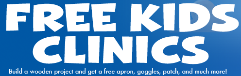 for the upcoming build and grow clinics at lowe s these free clinics