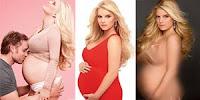 Inilah 7 Selebriti Yang Tampil Tanpa Busana Ketika Hamil
