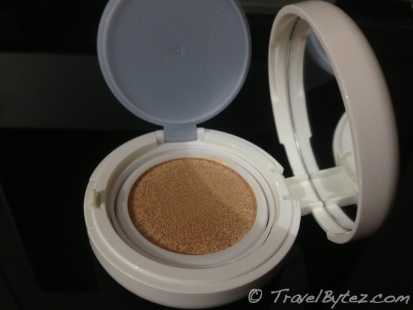 Snow BB Soothing Cushion from Laneige
