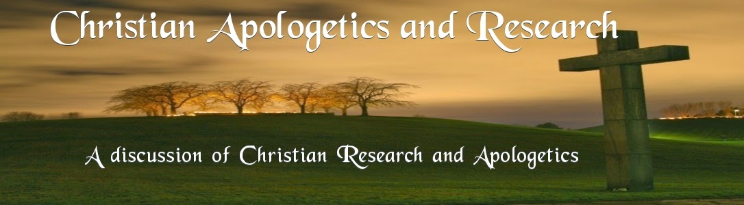 Christian Apologetics and Research
