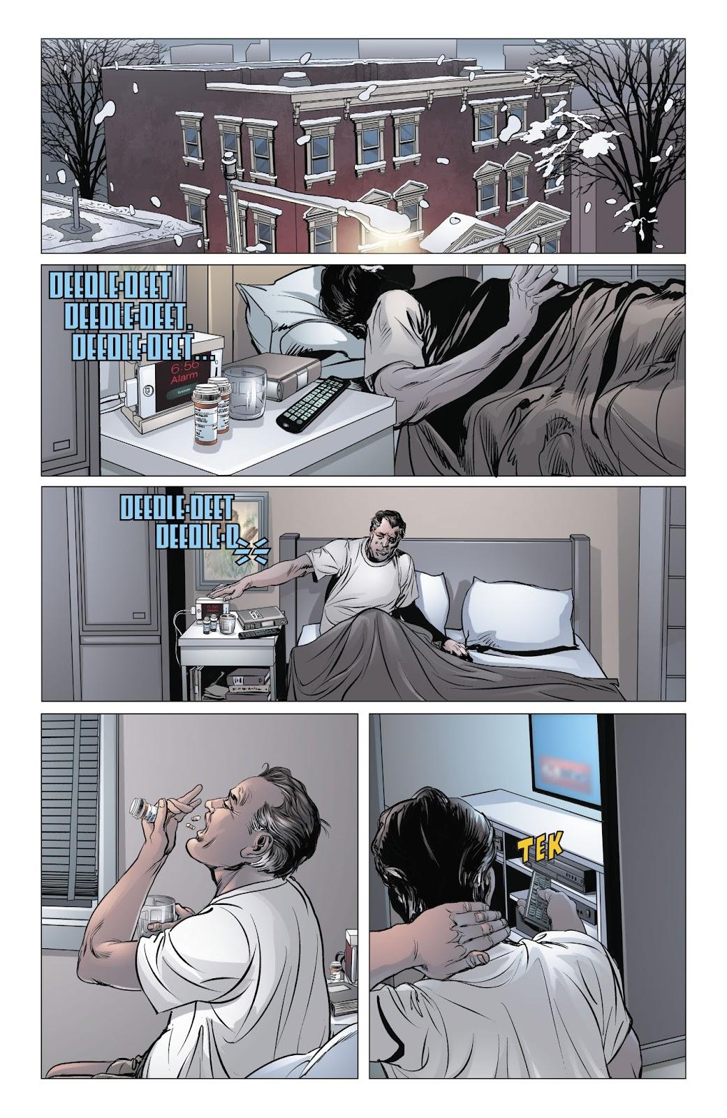 Read online Astro City comic -  Issue #50 - 2