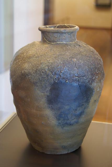 jarre du musée guimet