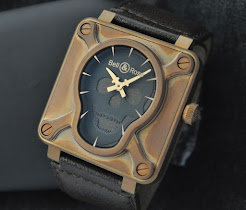 Bell & Ross Skull Bronze Ltd.500.pcs