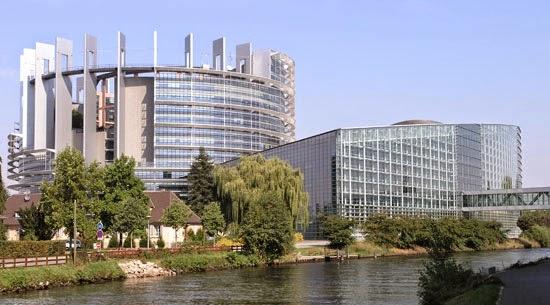EU Parlamentsbygningen, Bruxelles