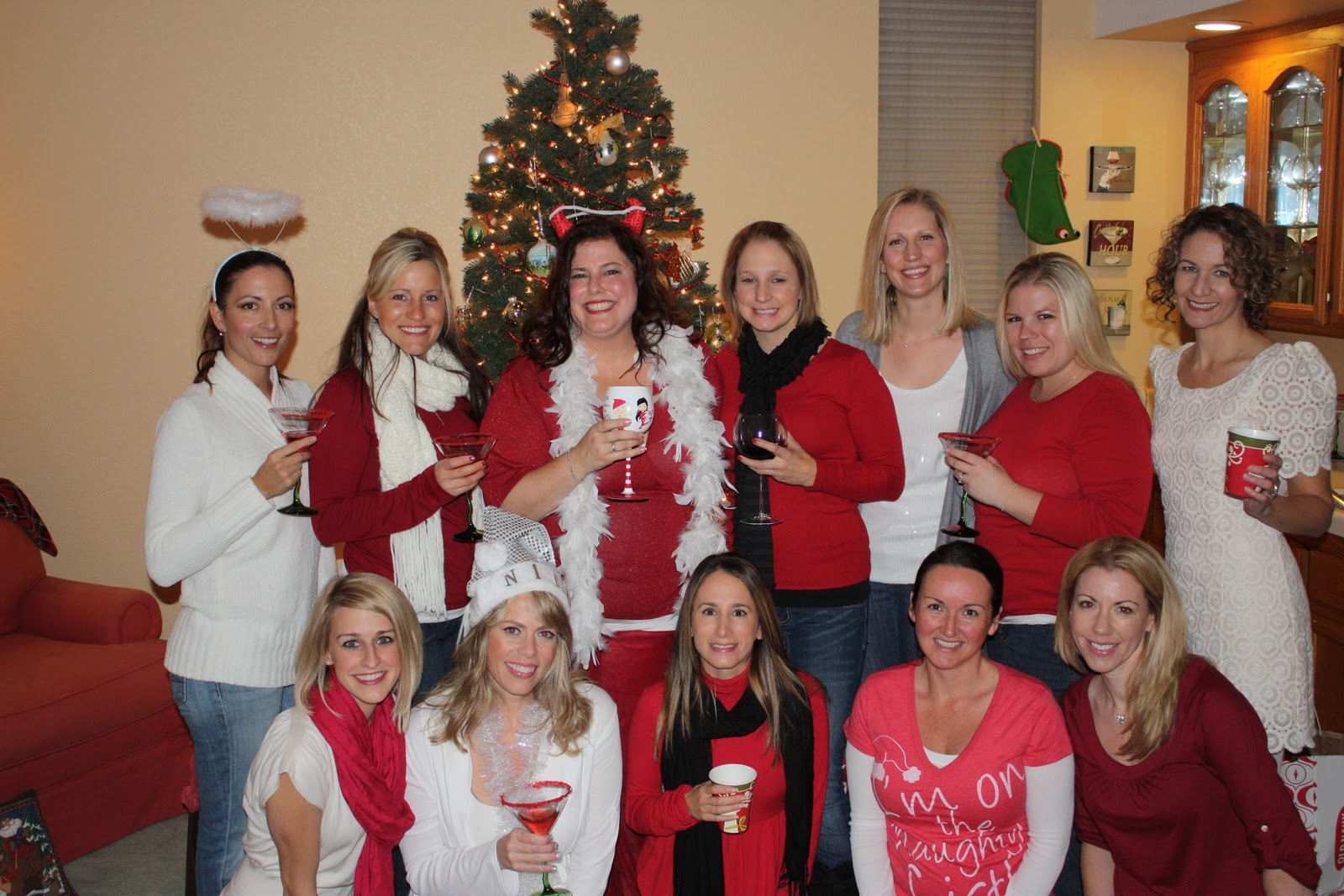 Then I Got To Thinking...: Naughty or Nice Bunco