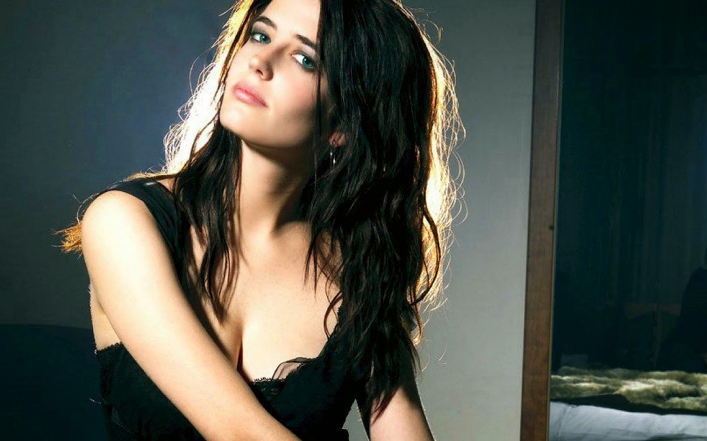 EVA GREEN_WALLSTOWN_IN_HOLLYWOOD ACTRESS_HOLLYWOOD CELEBRITIES