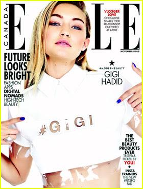 Magazine Covers For November 2015